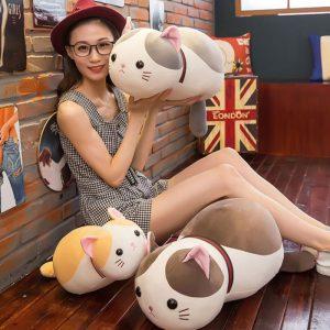Mèo Bông Kitty Happy