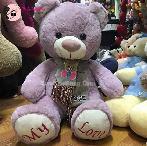 Mẫu gấu bông tặng tỏ tình lãng mạn, thay bạn nói lời yêu