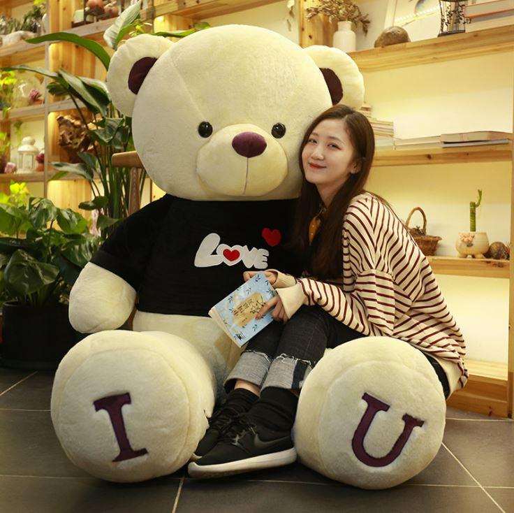 Gấu Bông Teddy I love U