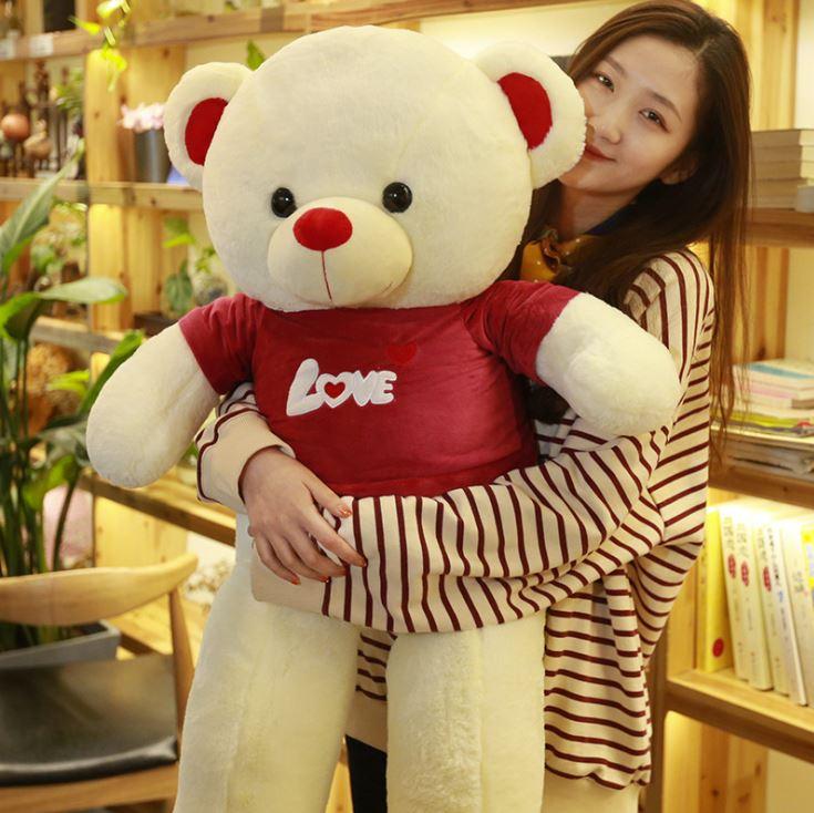 Gấu Bông Teddy love