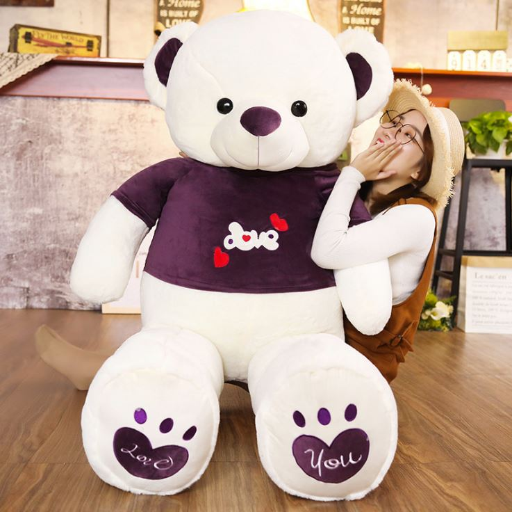 Gấu Bông Teddy Love You