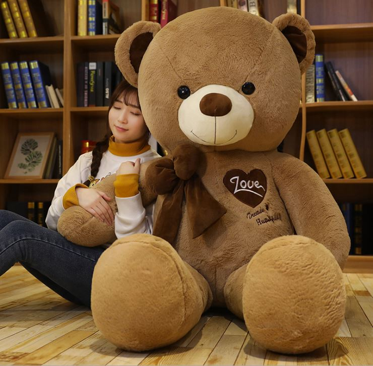 Gấu Bông Teddy Love Happy