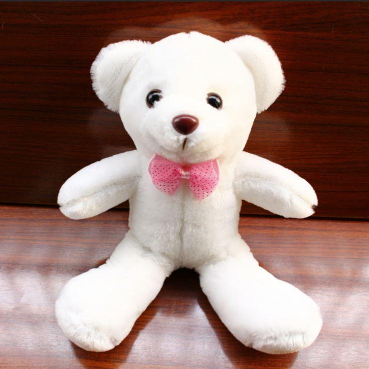 Hình ảnh 2 gấu bông phát sáng Teddy Flash