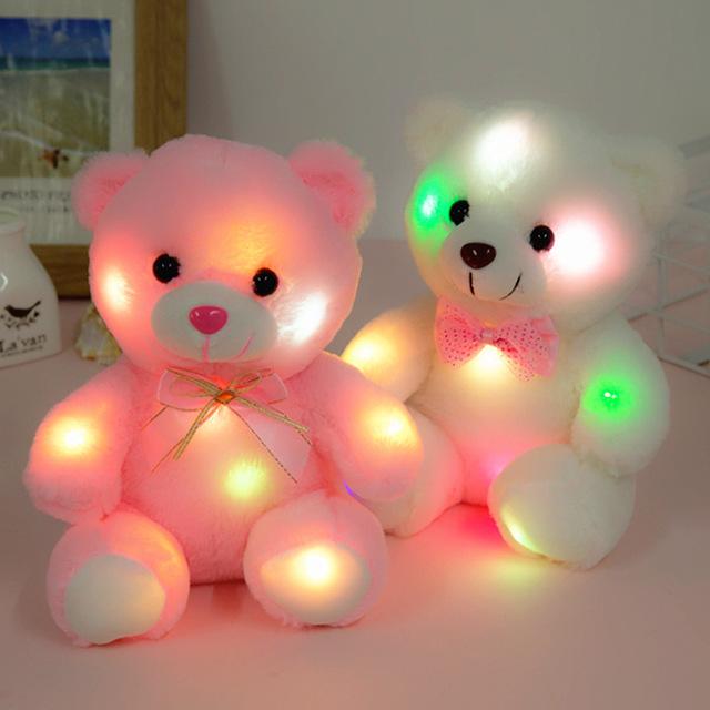 Hình ảnh 1 gấu bông phát sáng Teddy Doll